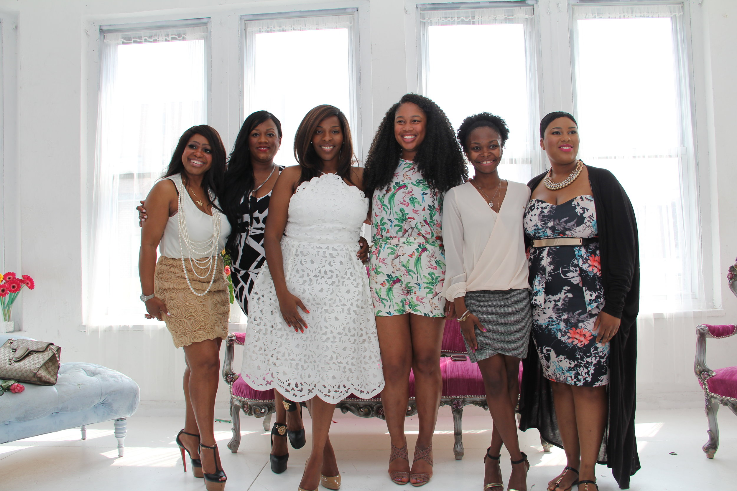 Live In Your Truth NYC Women's Empowerment Brunch, June 2016