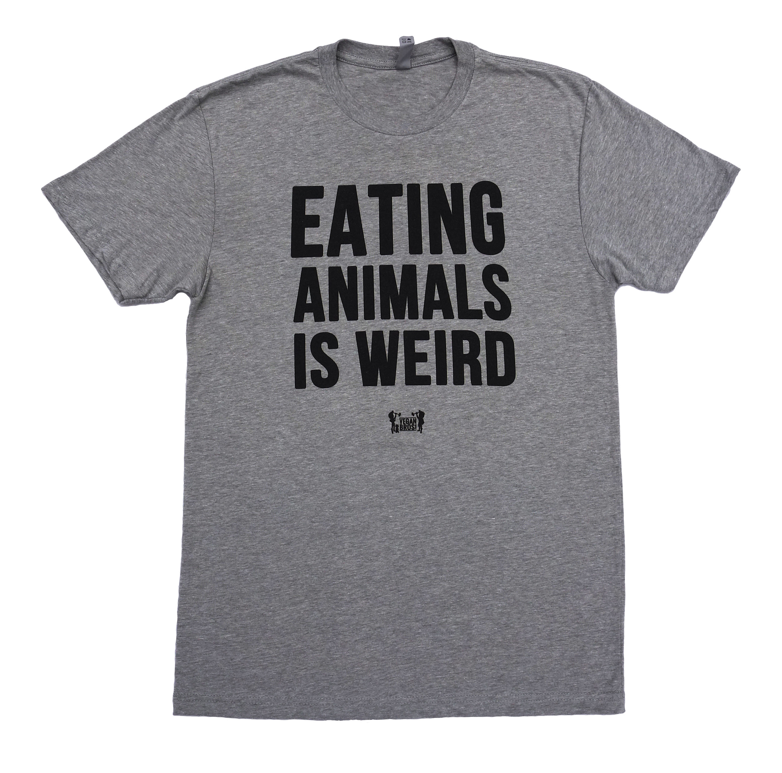 'Eating Animals Is Weird' <br>by Vegan Bros
