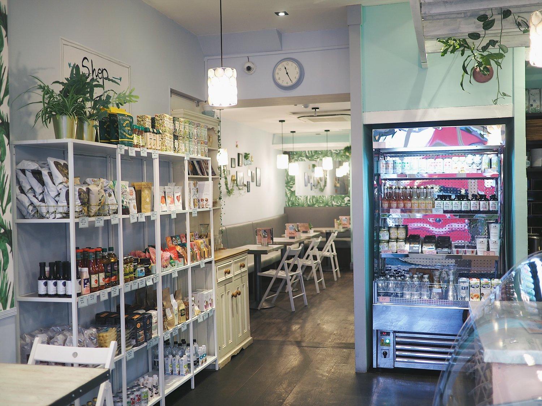Paradise Unbakery | Vegan Cafe | Bright Zine.JPG