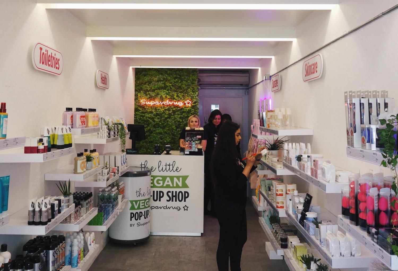 Superdrug Little Vegan Pop Up Shop | Bright Zine -2.JPG
