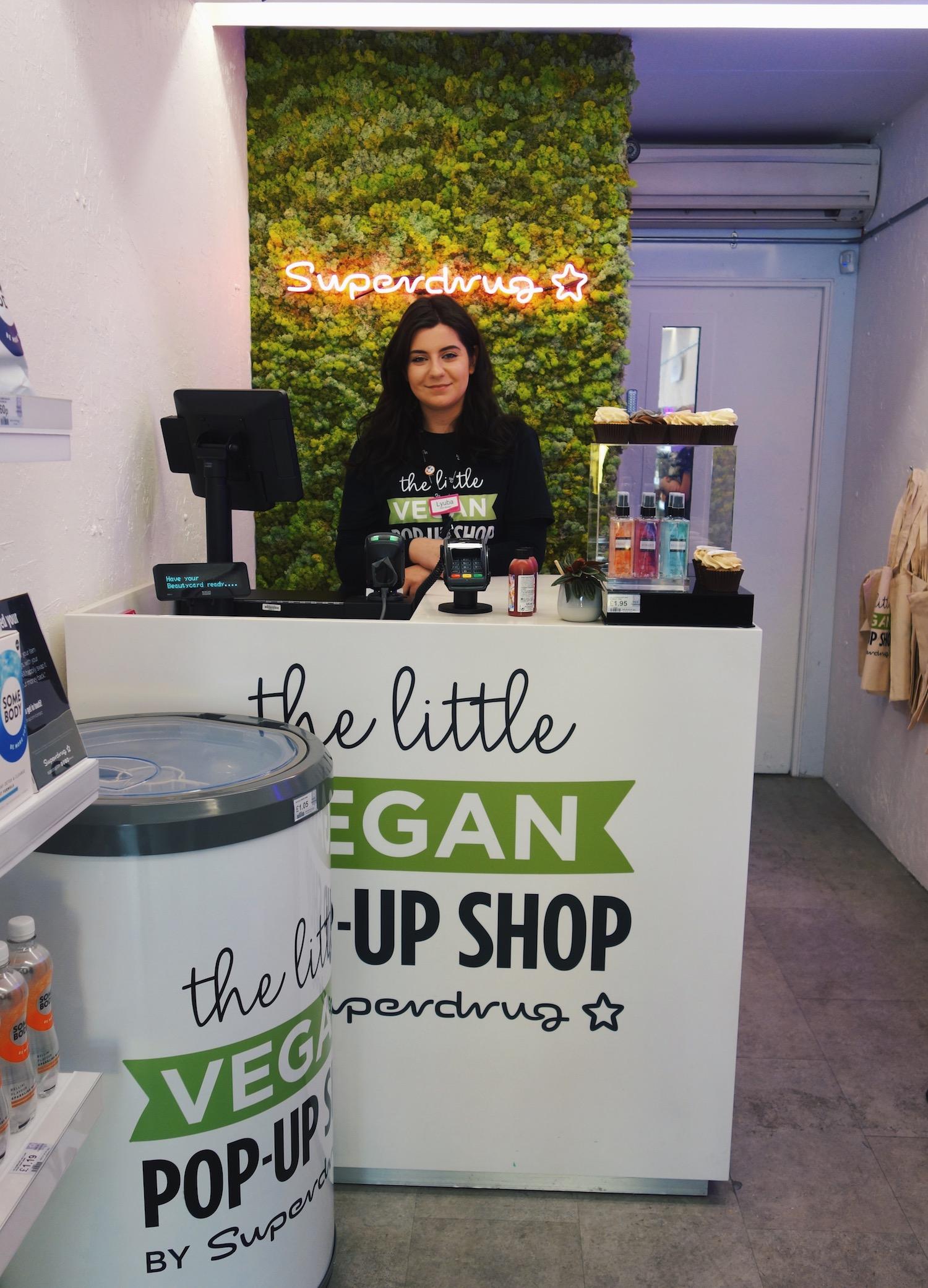 Superdrug Little Vegan Pop Up Shop | Bright Zine -4.JPG