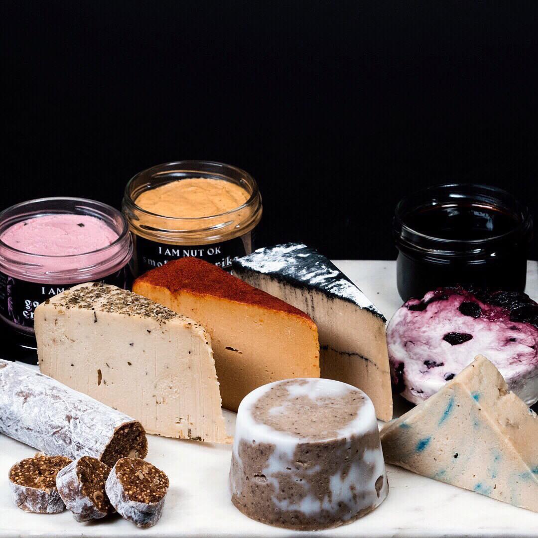 Cheese: I Am Nut Ok