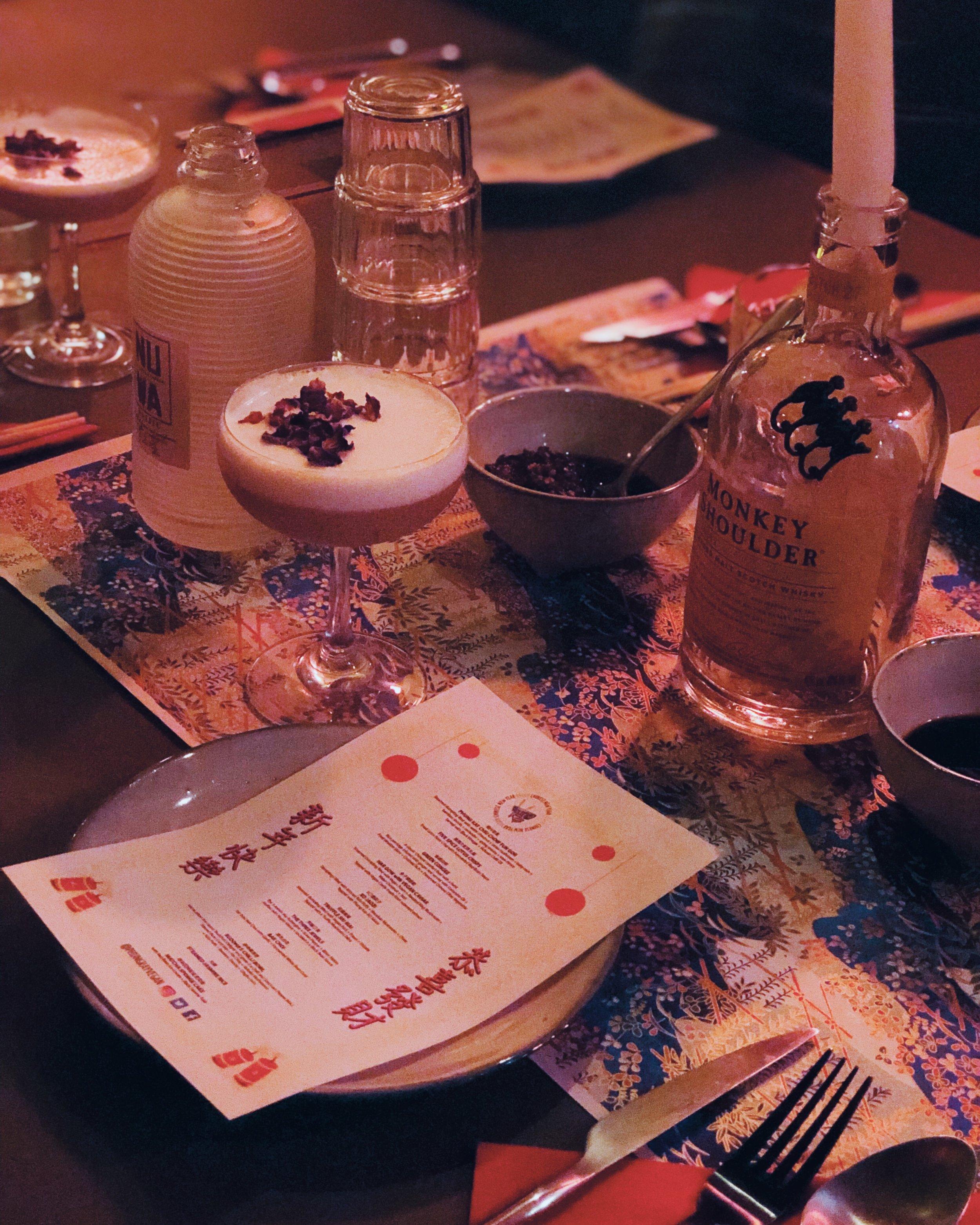 Bright Zine   PhungKay Vegan Chinese New Year Supperclub -1