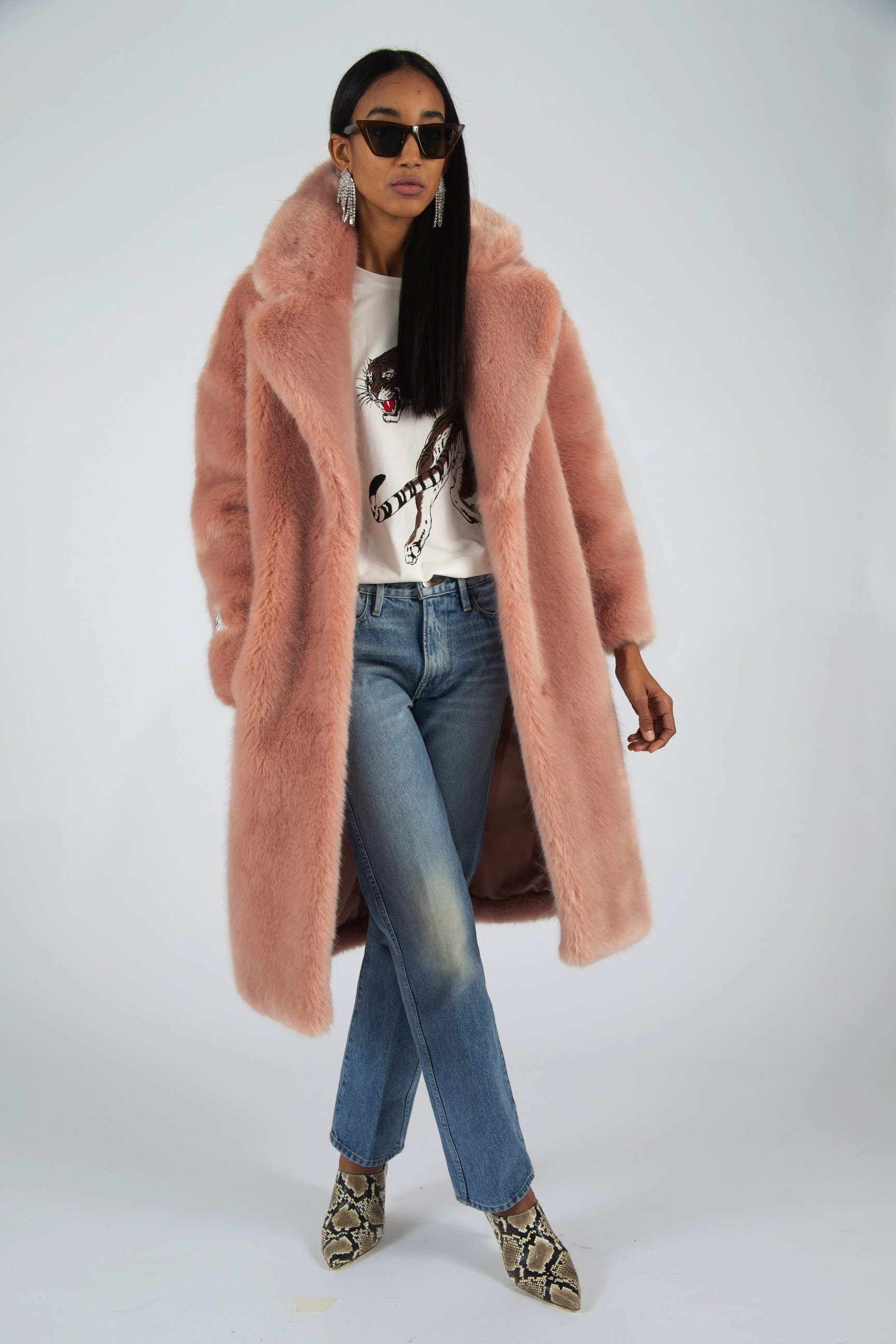 BRIGHT Zine Vegan Winter Coats | Jakke