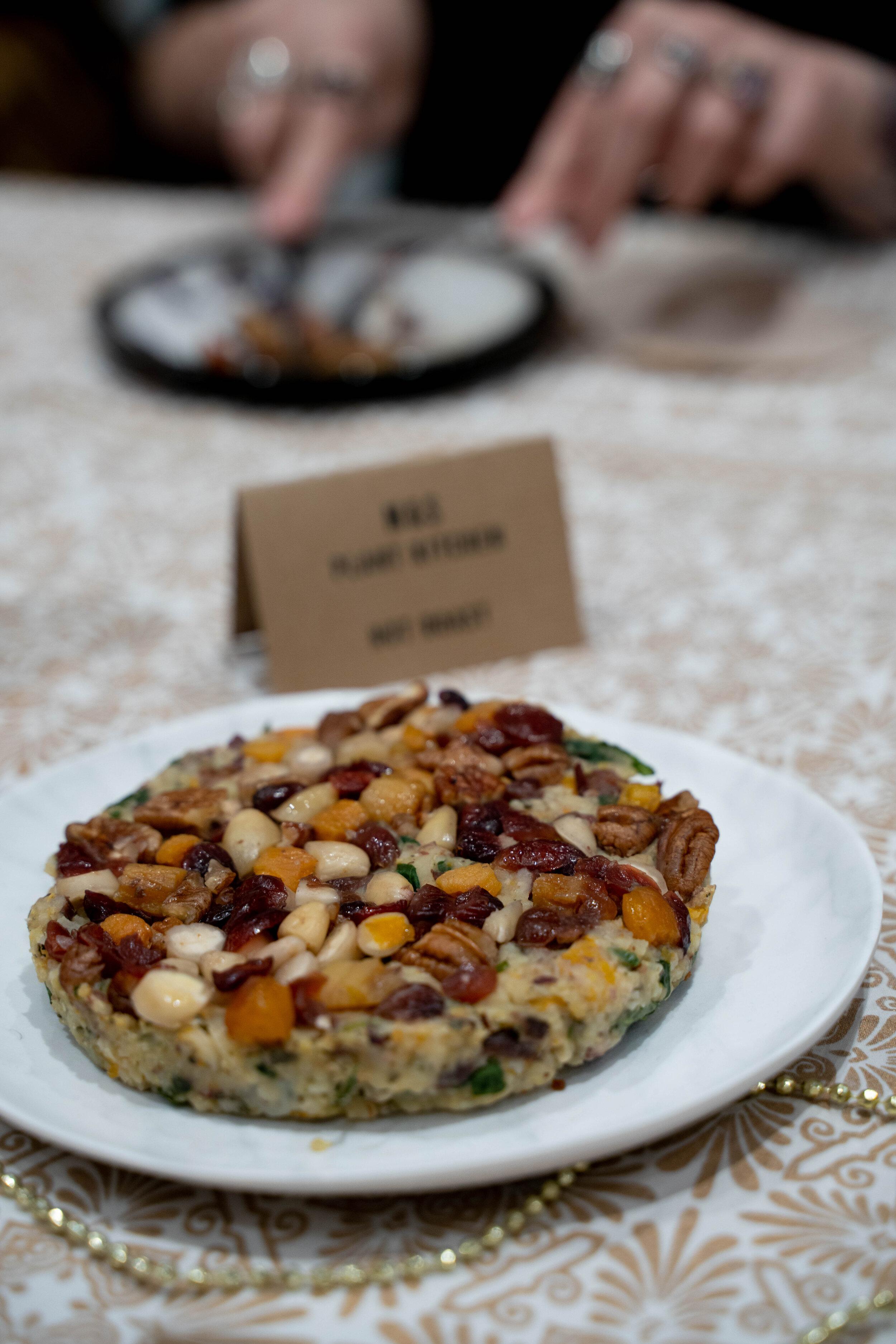 Vegan Lifestyle Bright Zine Vegan Christmas Food Guide