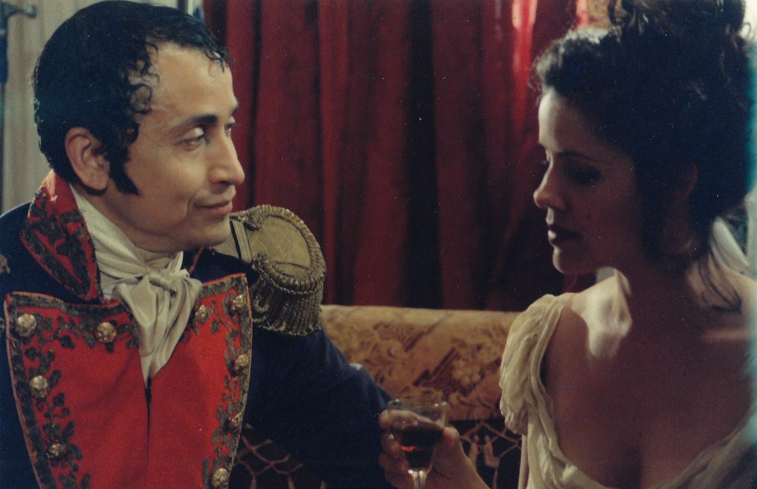 Bolivar and Manuela - Juan Fernández