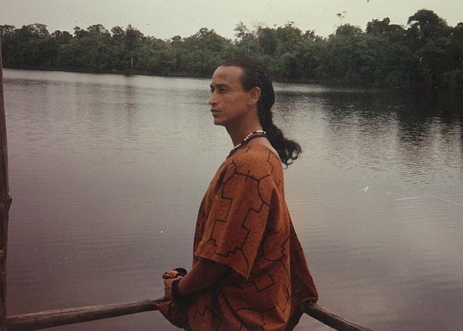 Fire on the Amazon - Juan Fernández