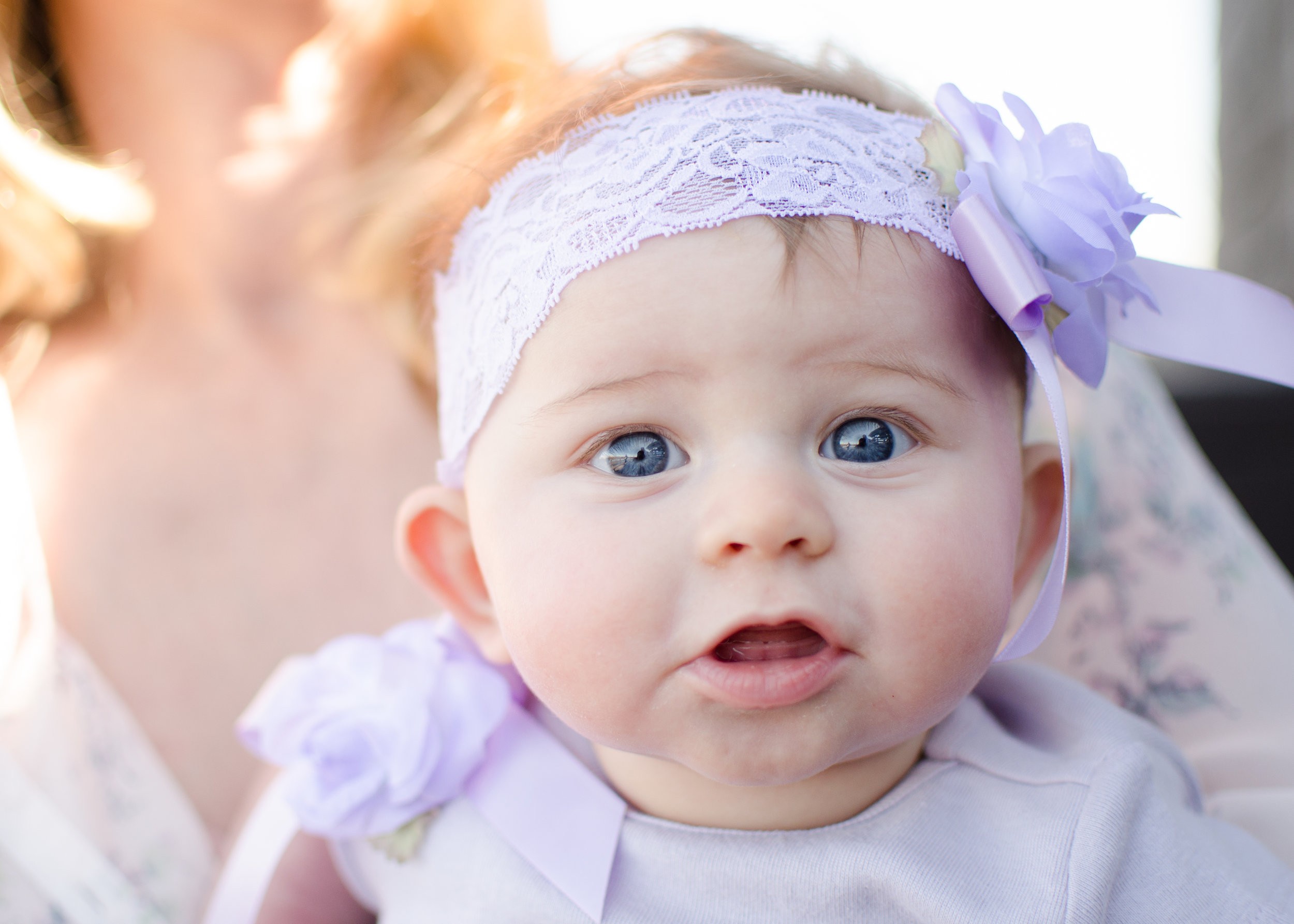 Blue eyed girl, gorgeous eyes, happy girl, mommy and me, 2 teeth