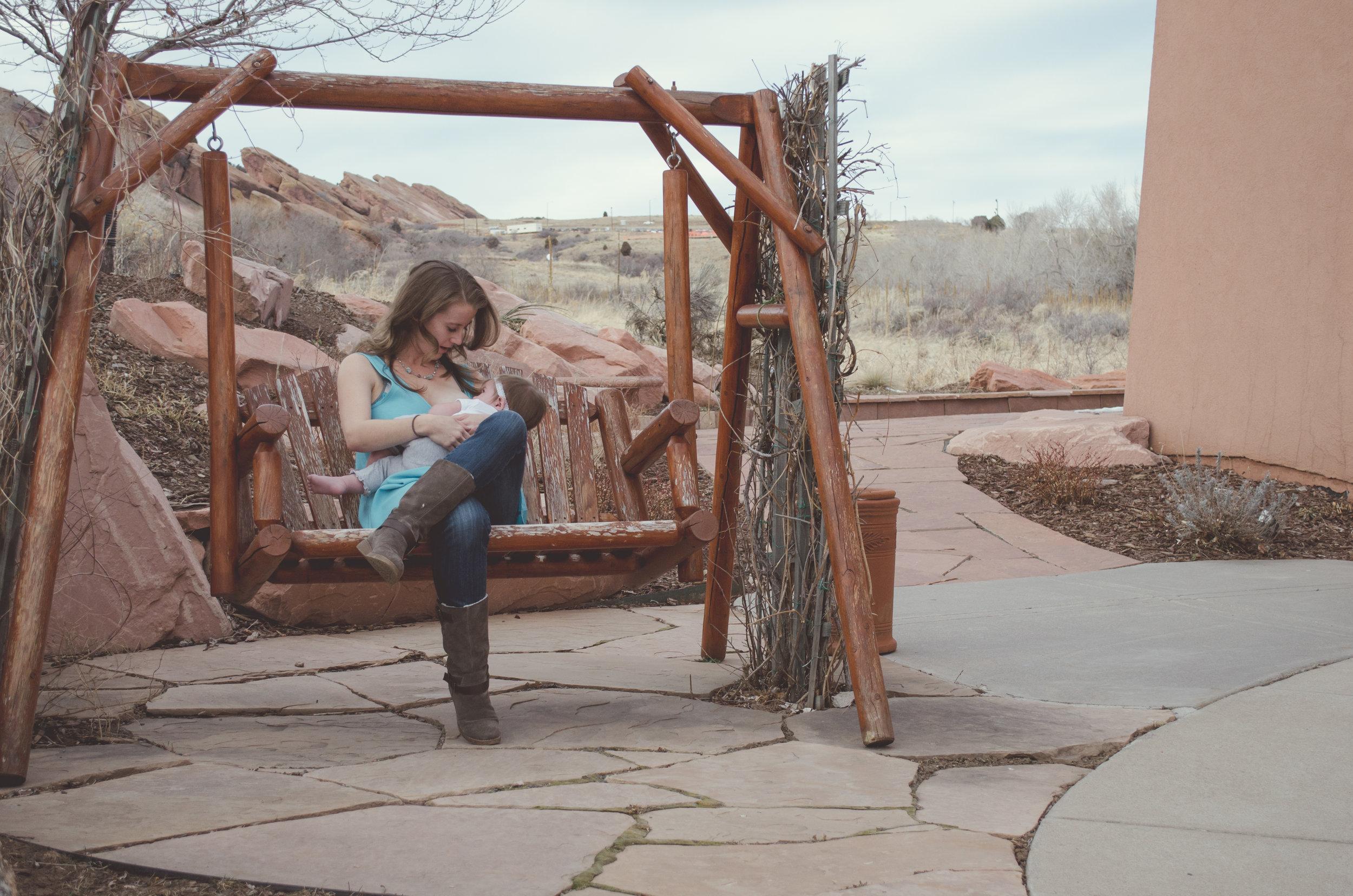 Colorado normalize breastfeeding, serenity