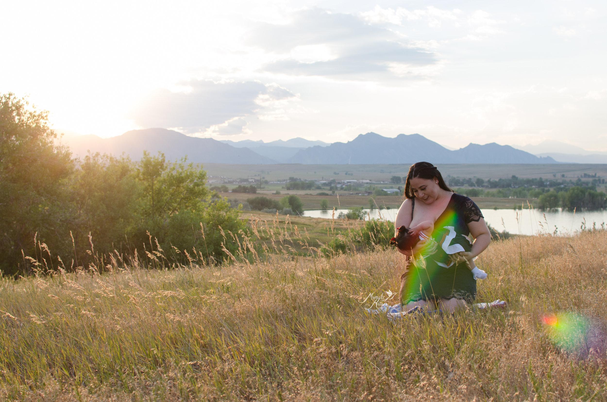 Solar flare tutu, normalize breastfeeding, world breastfeeding week