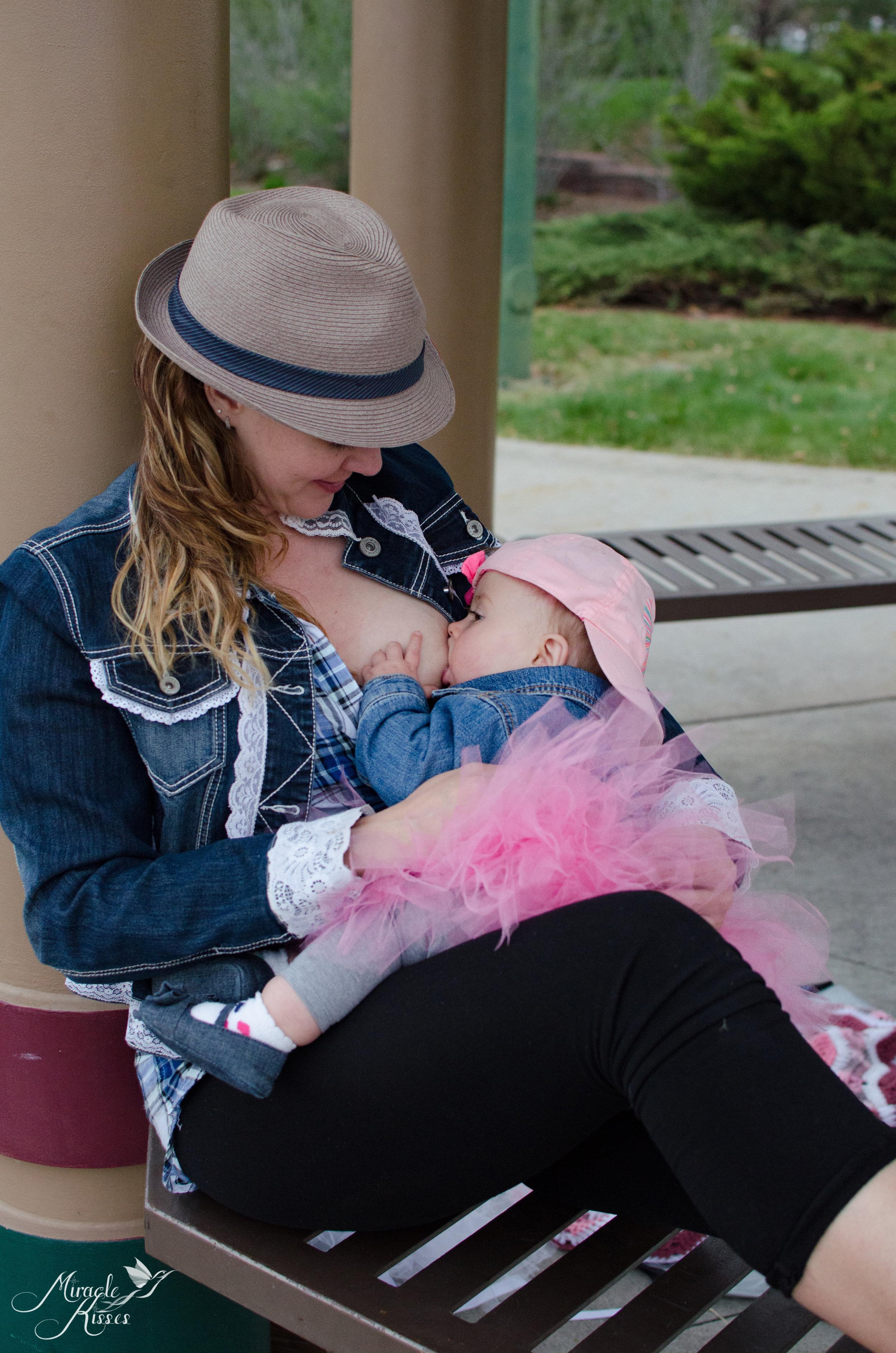 nursing in public, no fear, normalize breastfeeding