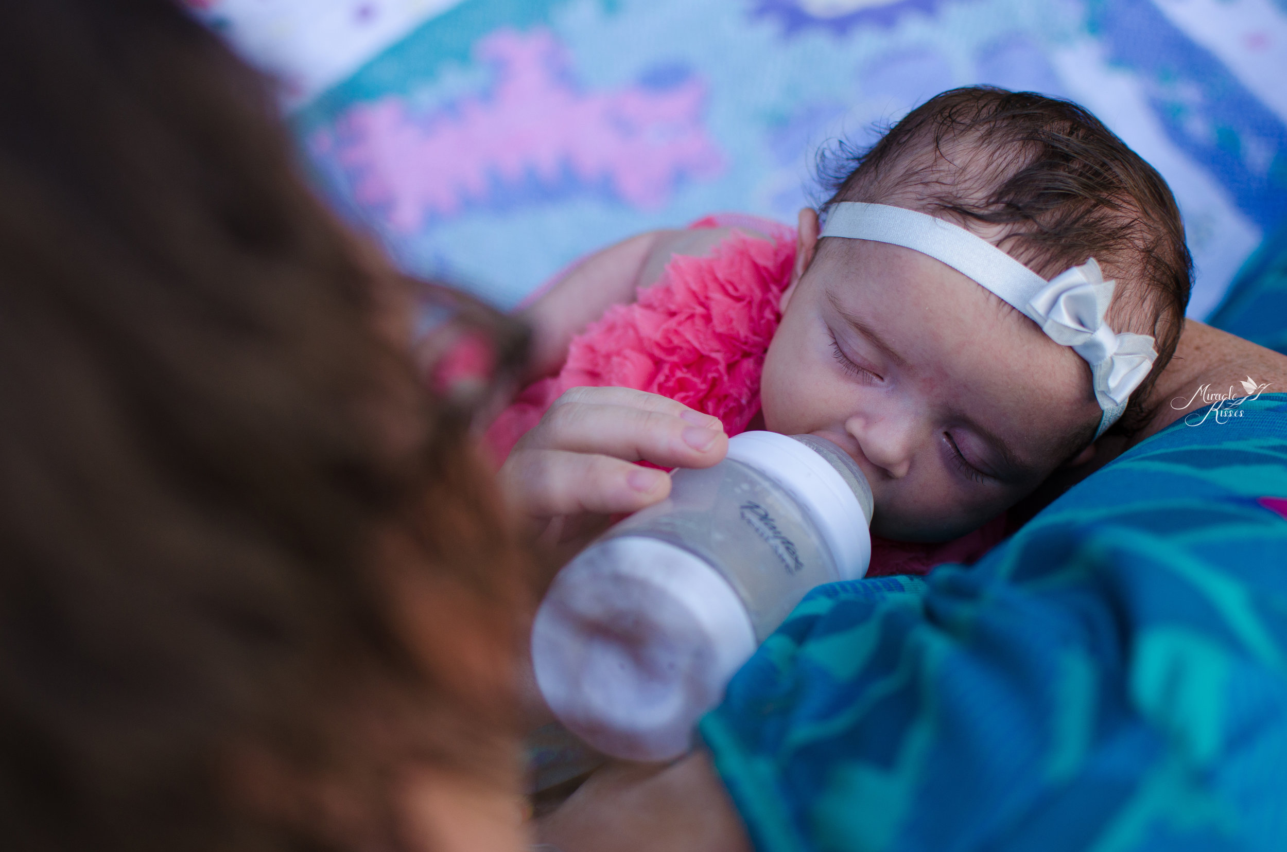 breastfed baby bottle, pace feeding, 31 days 31 stories