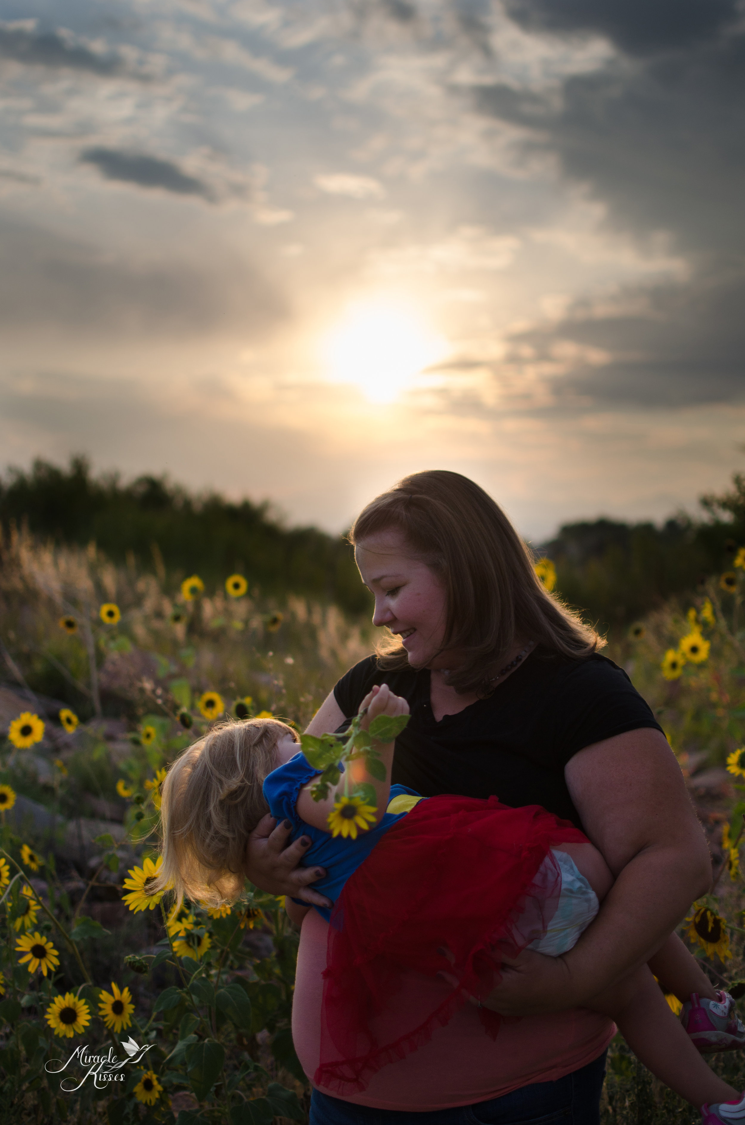 miracle kisses, normalize breastfeeding, 31 days 31 stories