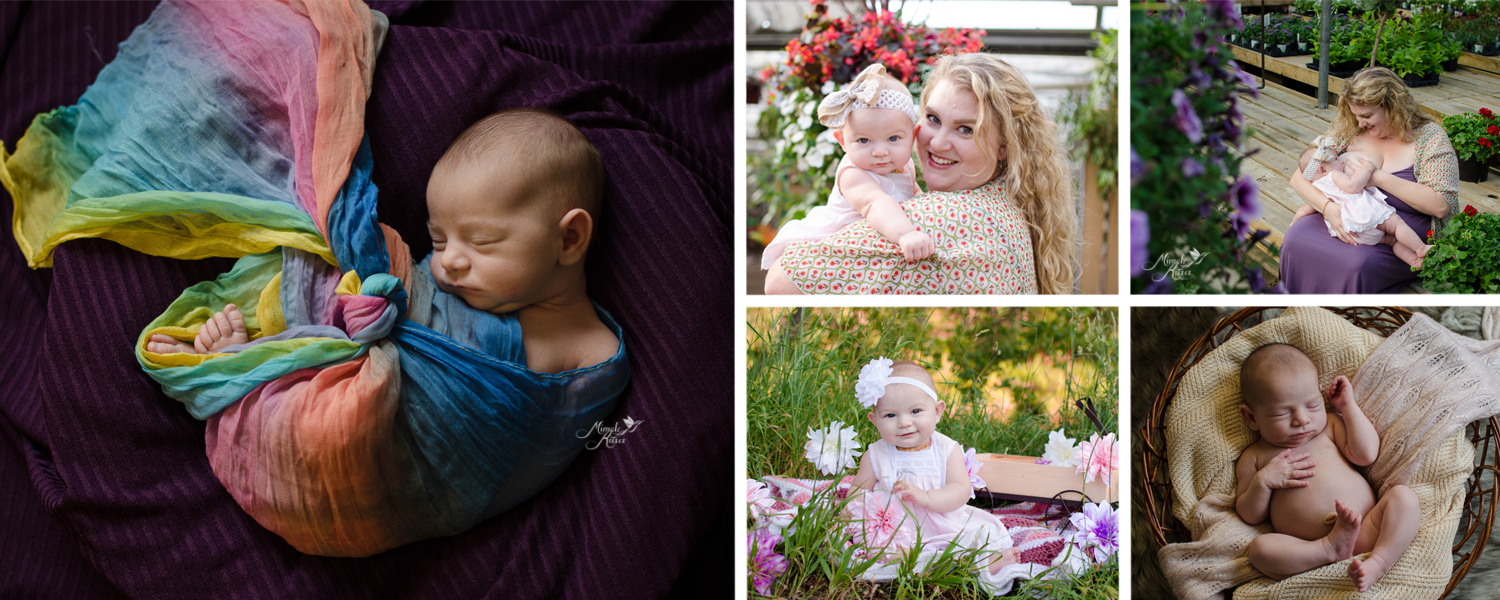 denver breastfeeding photographer, colorado newborn photographer, outdoor milestone