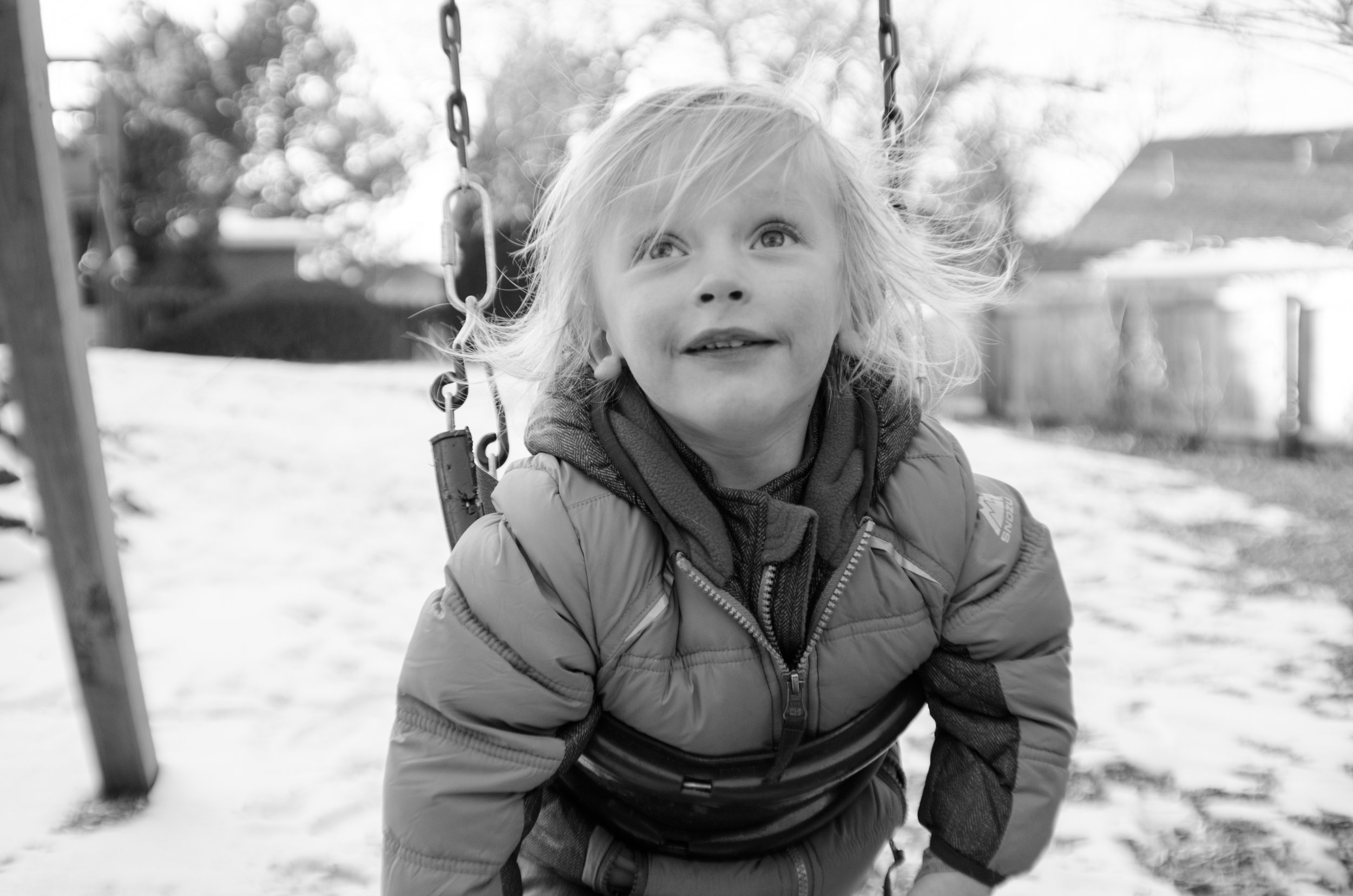 day on the swings, life photography