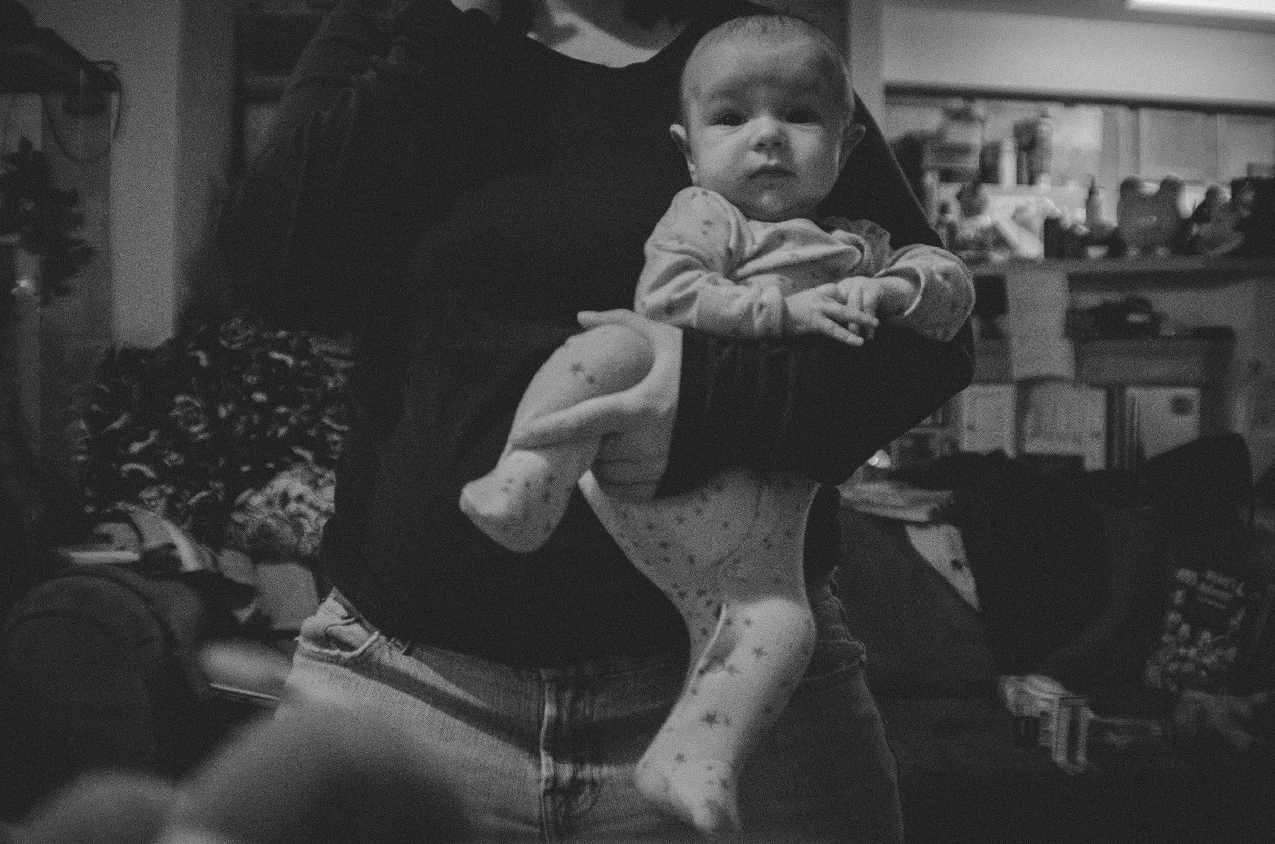 baby hold, milestone, baby boy documentary