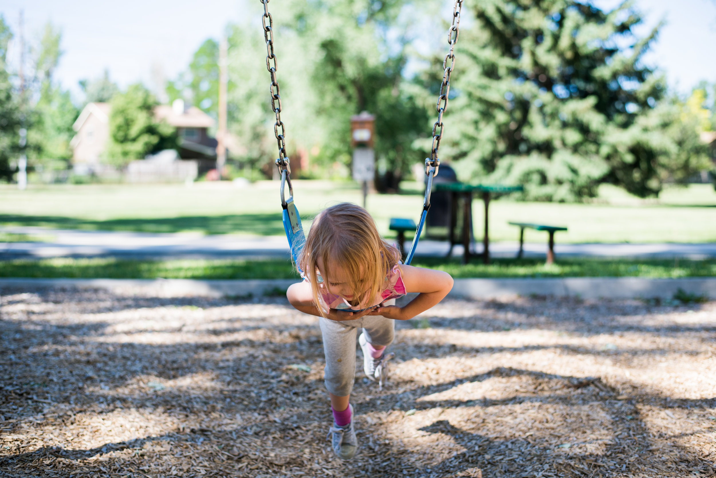 belly swing, toddlers know best, park in colorado