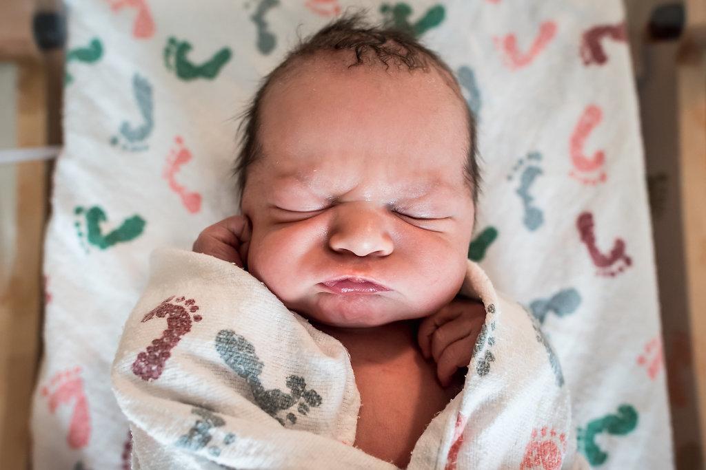 cheeks for days, newborn photography