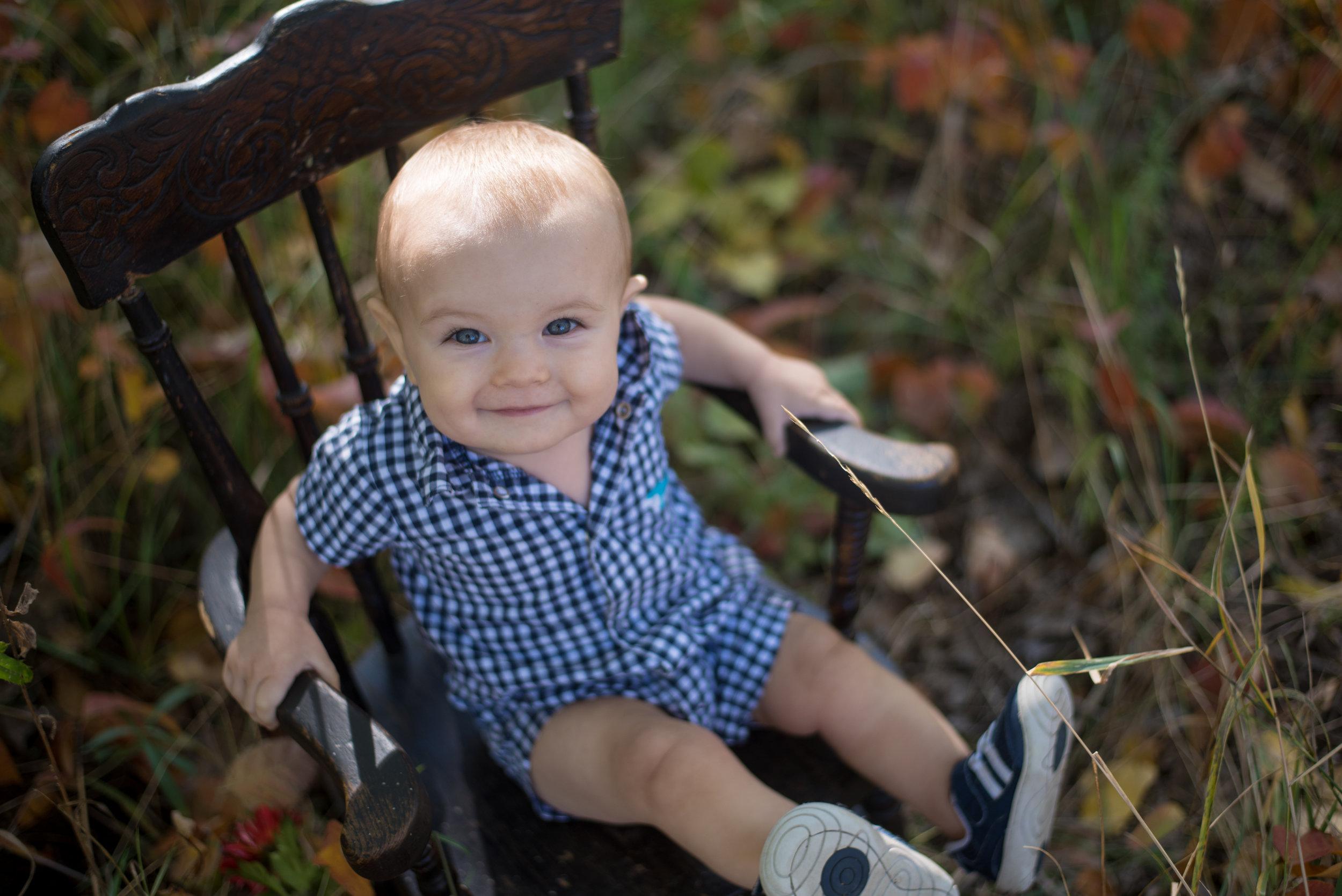 Fall birthday boy photography in brighton, fall mini sessions