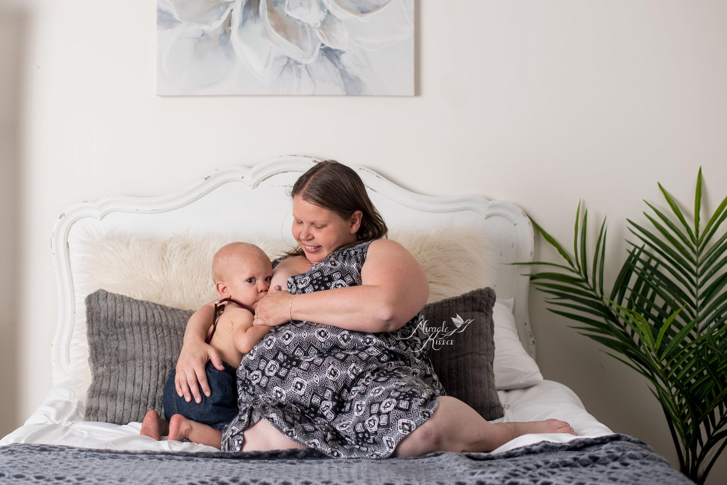 mothers love breastfeeding project, world breastfeeding week