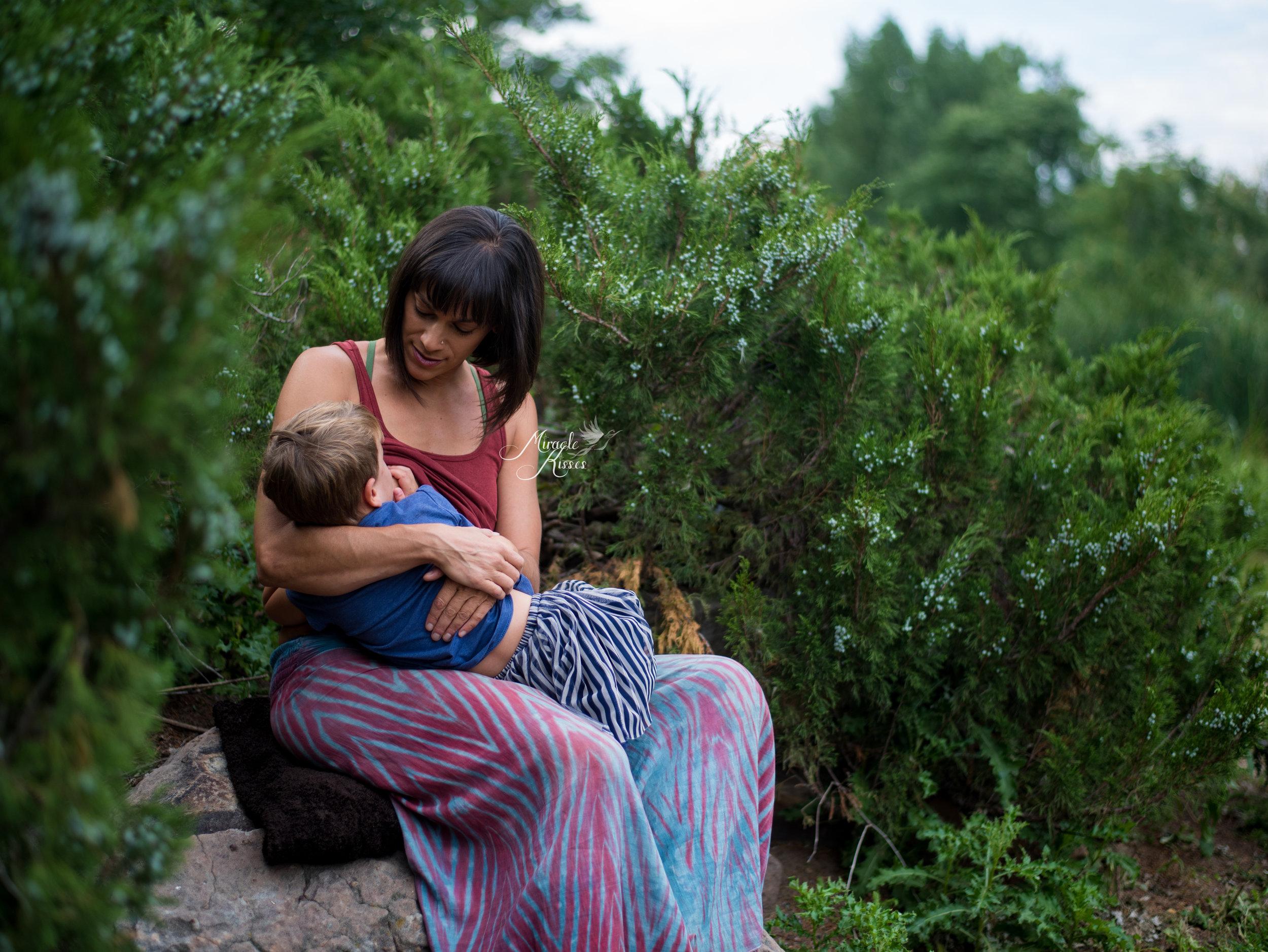 breastfeeding week, toddler breastfeeding, bond project
