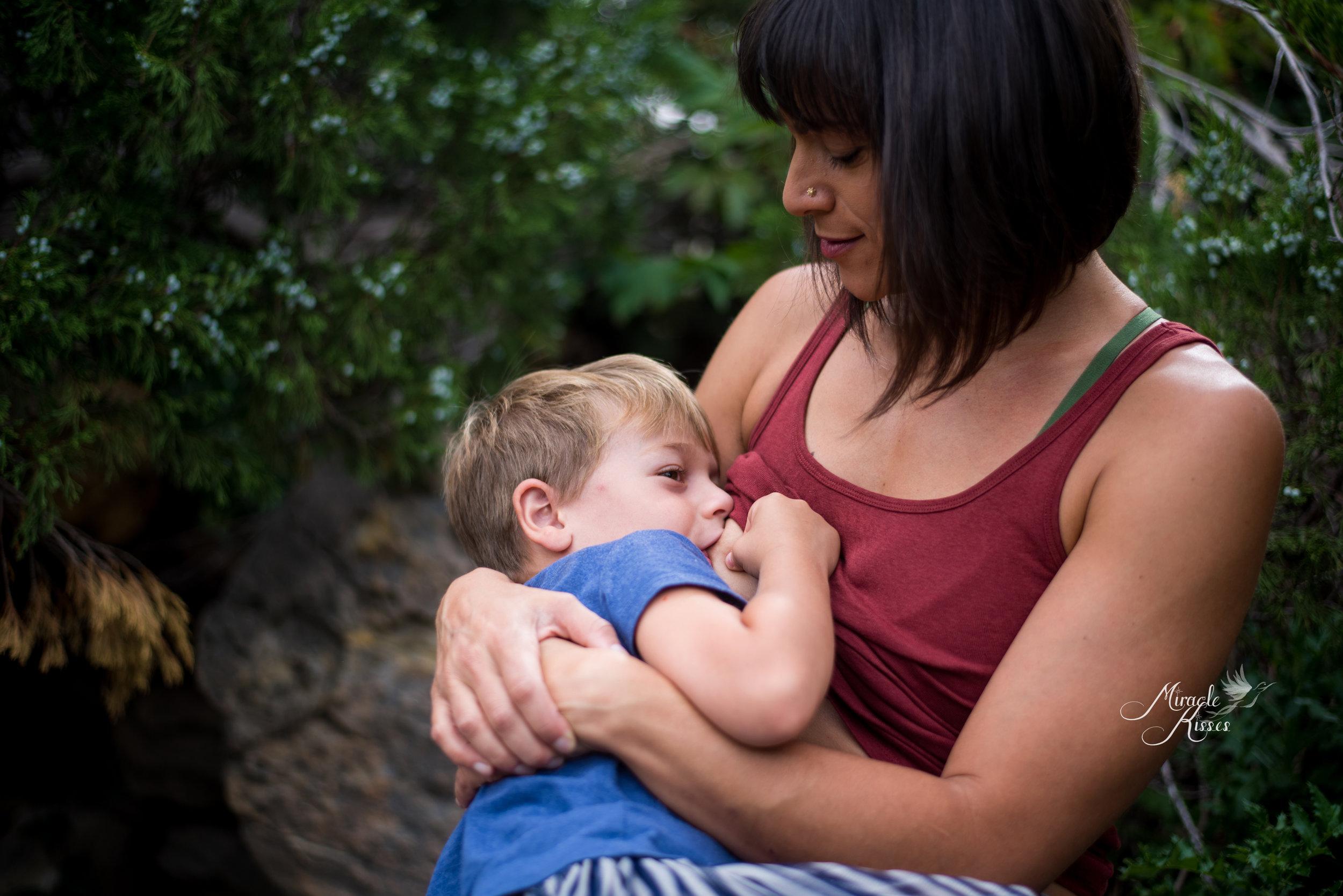 world breastfeeding week, extended breastfeeding
