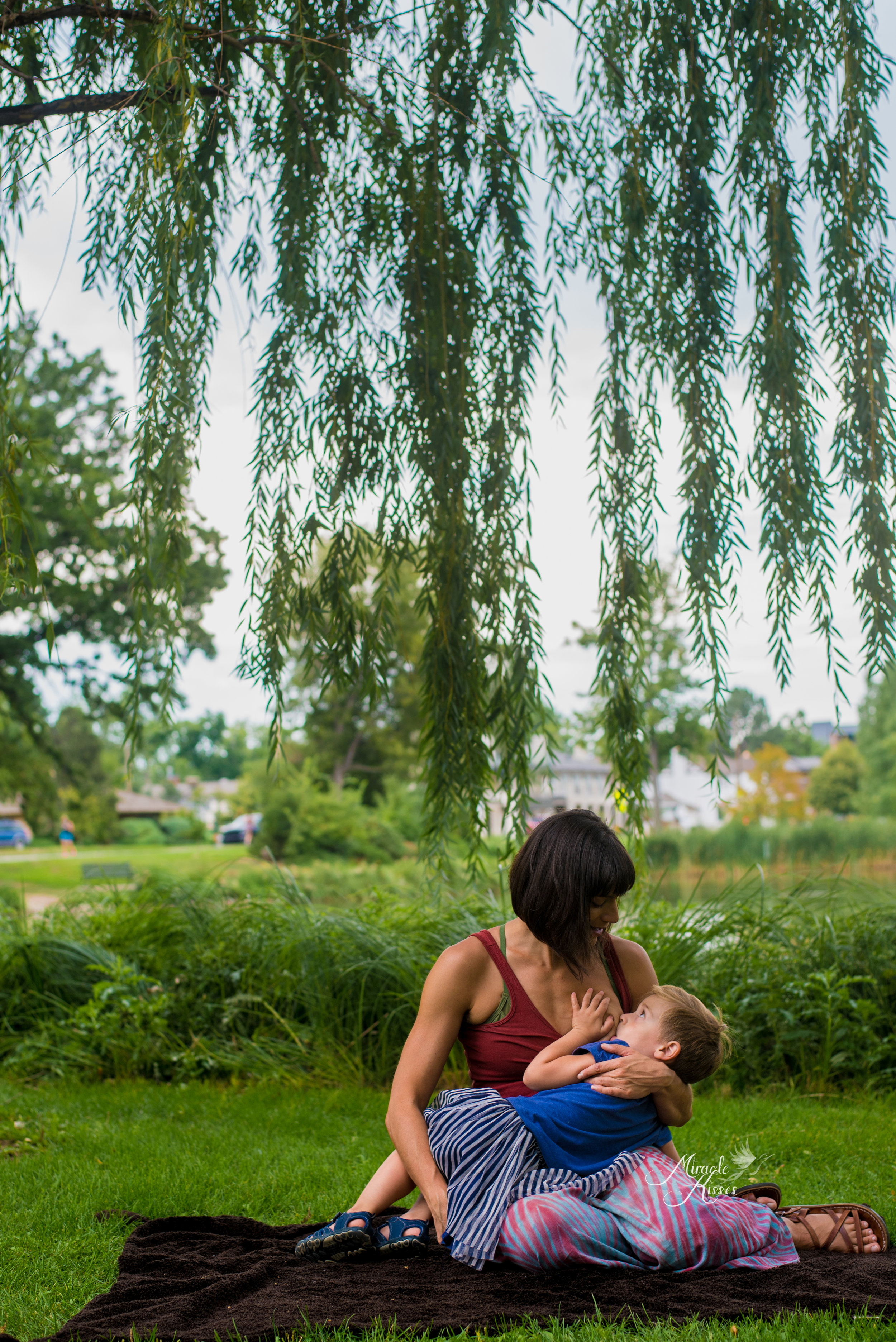 world breastfeeding week, miracle kisses, 31 days 31 stories