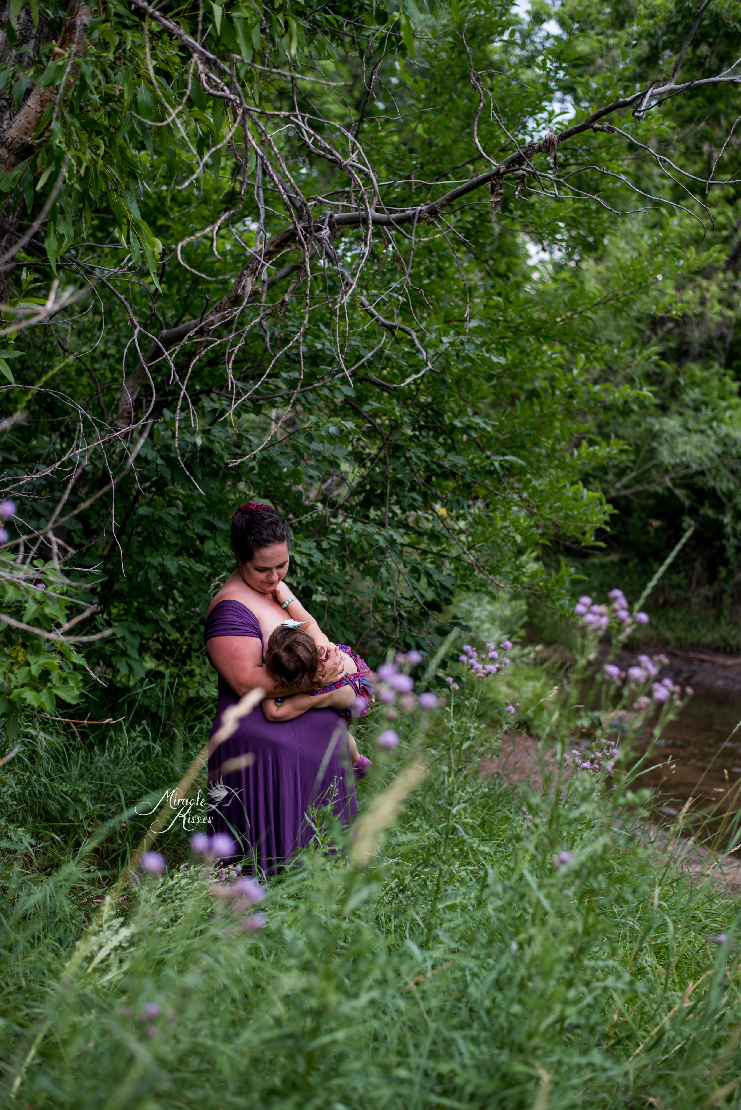 breastfeeding in a river image, breastfeeding photographer, 31 days 31 stories