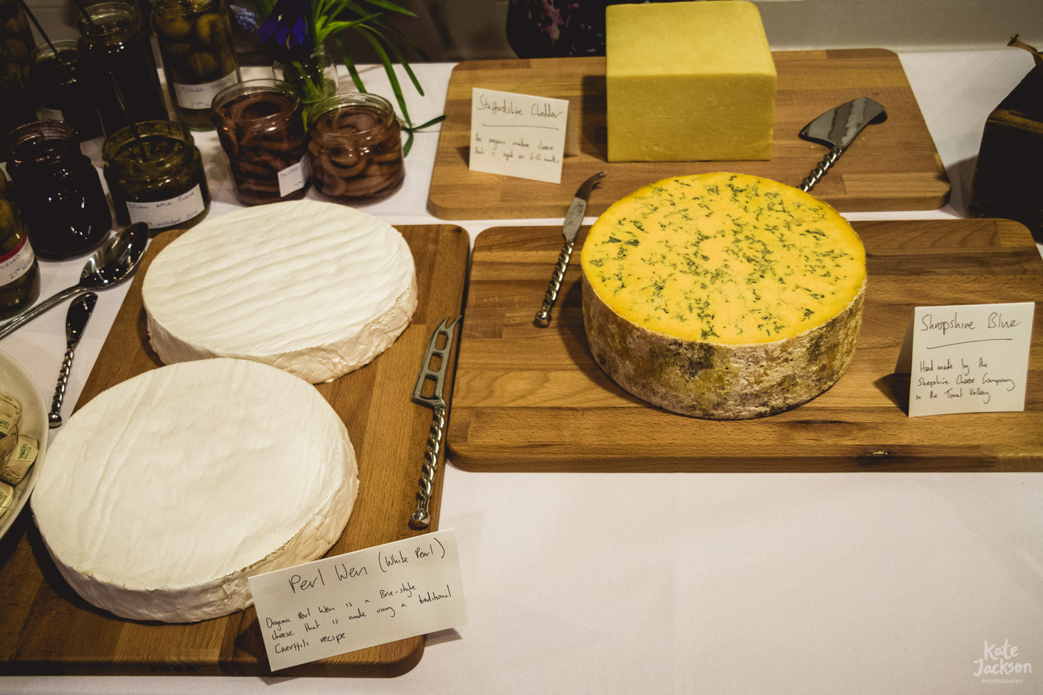 Wedding Cheese Ideas | The Bond Birmingham