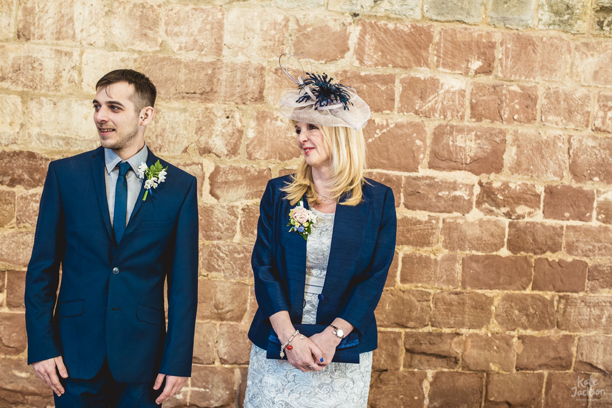 Alternative Wedding Photos at Blackriars Priory Gloucester