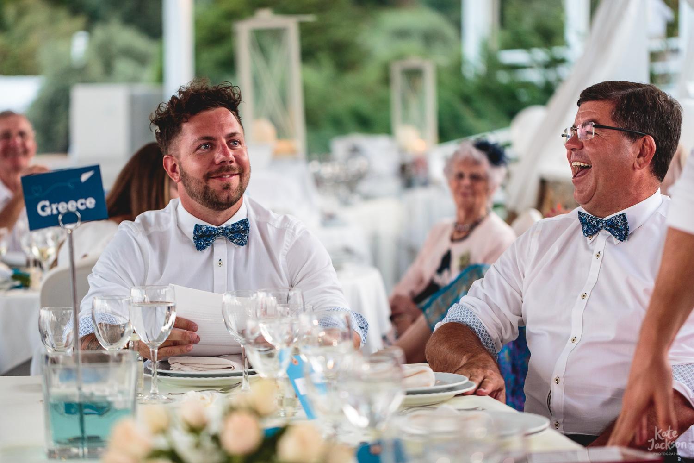 Fun Wedding Speeches at Kassandra Bay Resorts