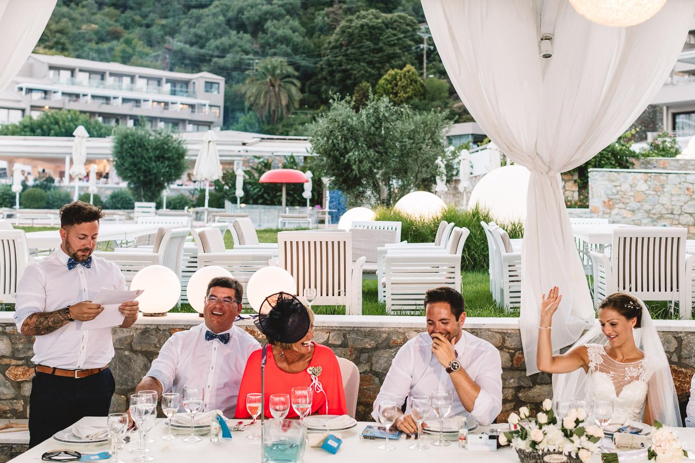 Best Man Speech at Relaxed Destination Wedding