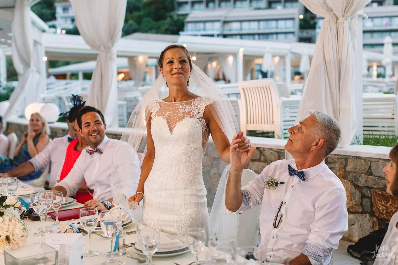 Fun Wedding Games at Kassandra Bay Resorts
