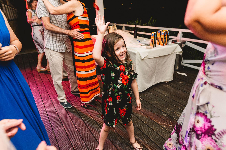 Fun kids at weddings in Kassandra Bay Resorts