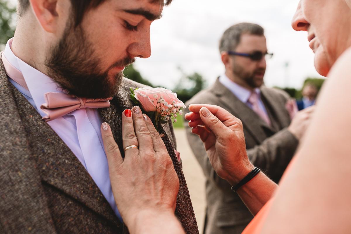 Documentary Wedding Photographer Hyde Barn Cotswolds