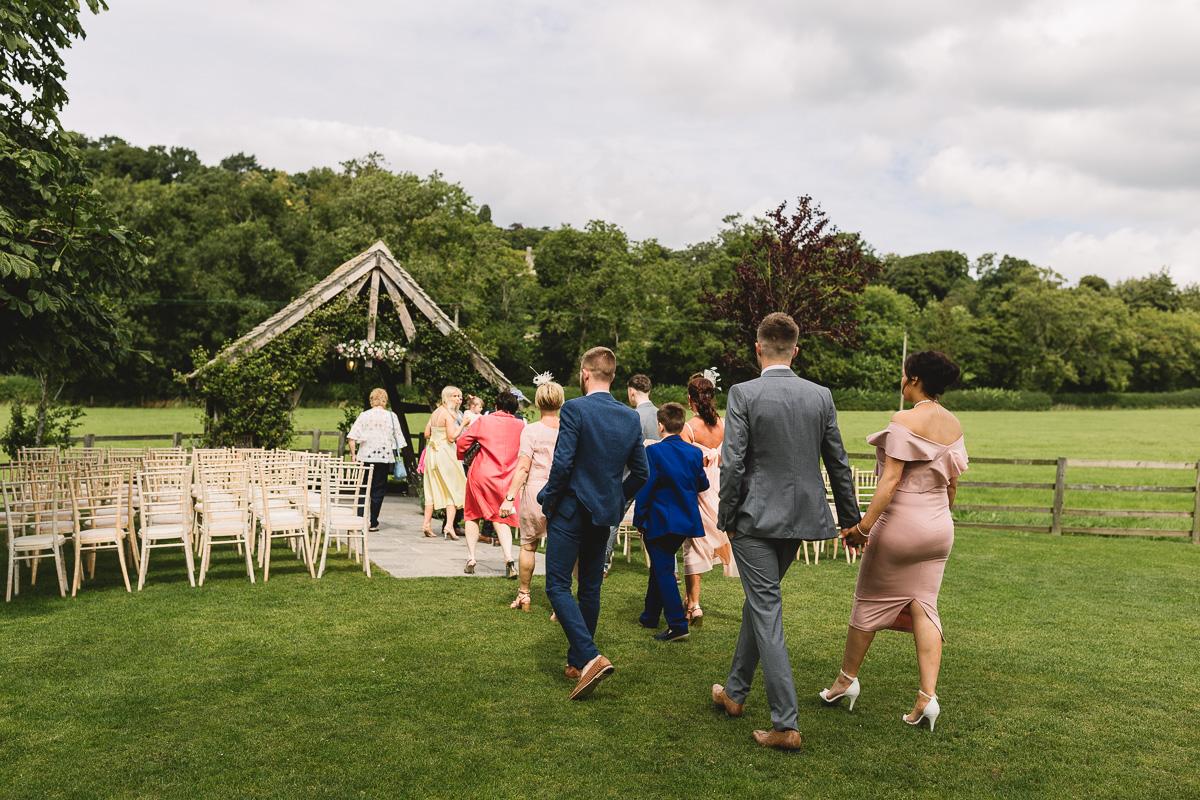 Documentary Wedding Photography Hyde Barn