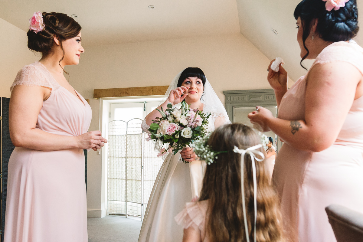 Rustic Hyde Barn Wedding Photographer