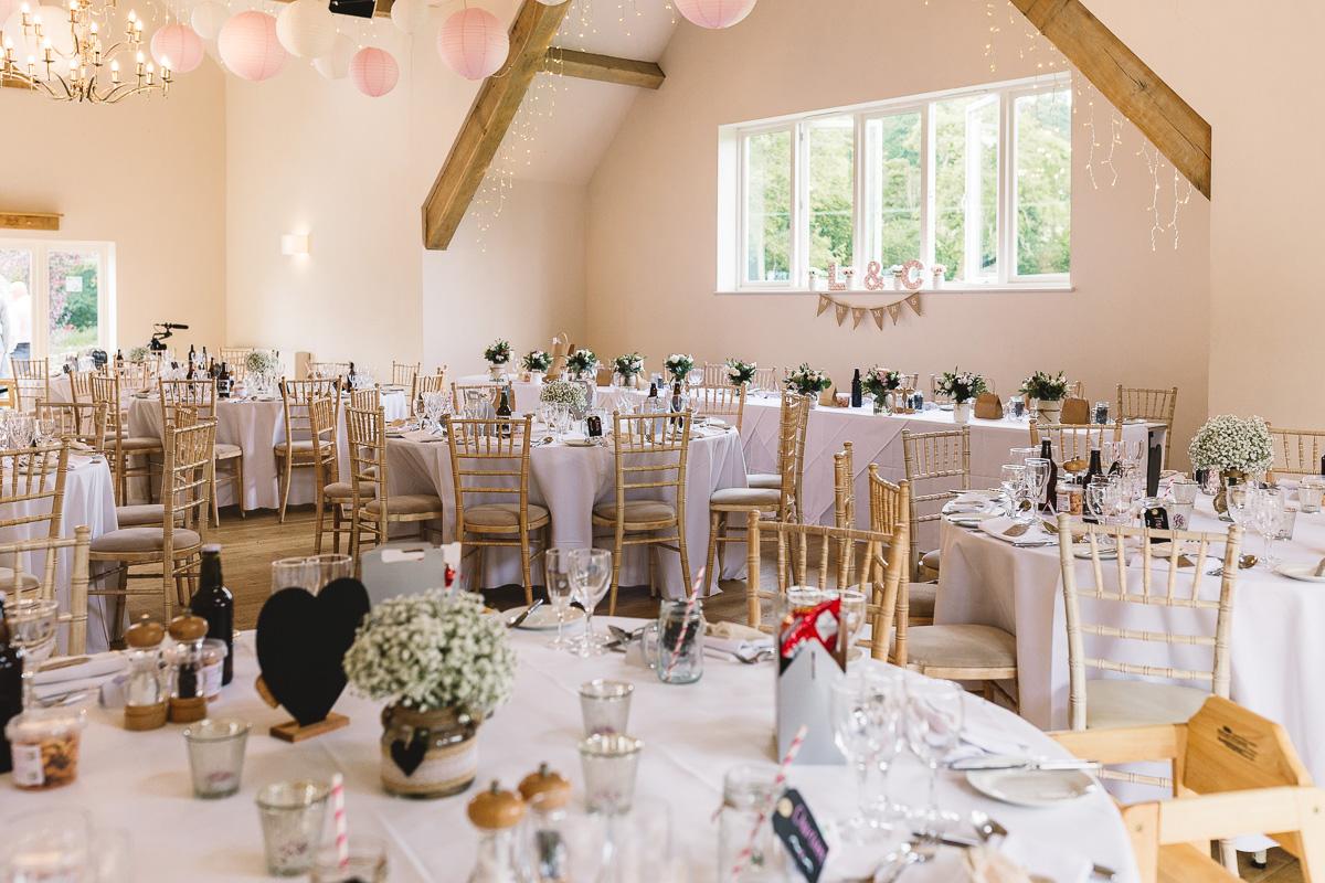 Hyde Barn DIY Weddings