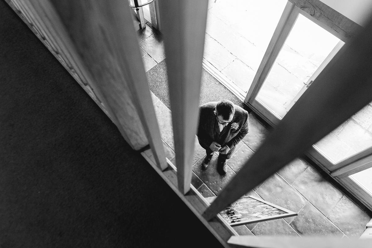 Documentary Wedding Photos Hyde Barn Cotswolds