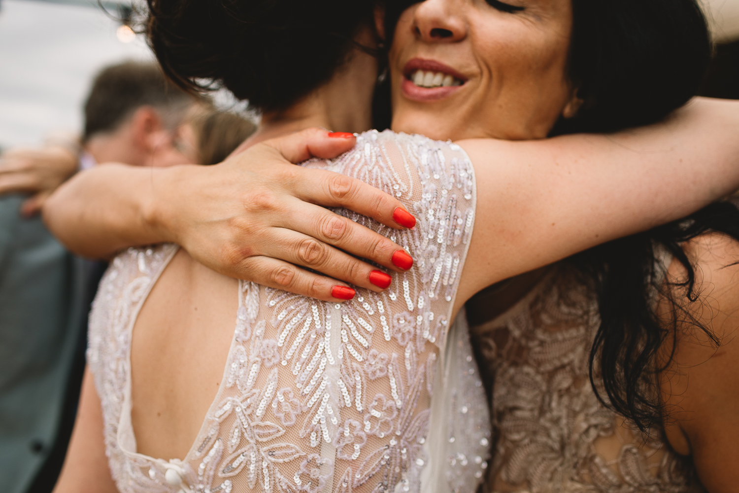 Hugging at a tipi festival wedding in Birmingham-1.jpg