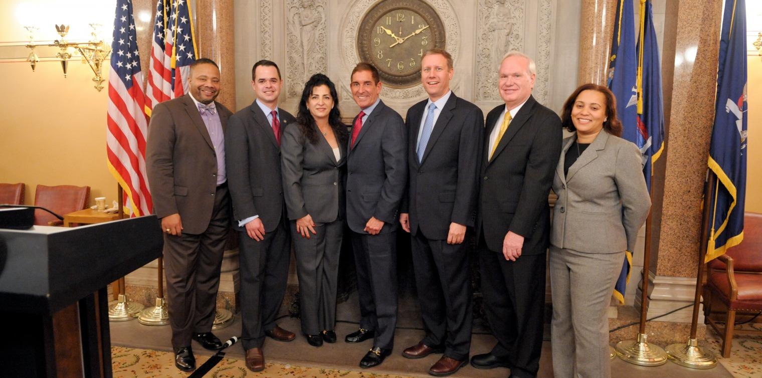 Photo from Senator Diane Savino's office