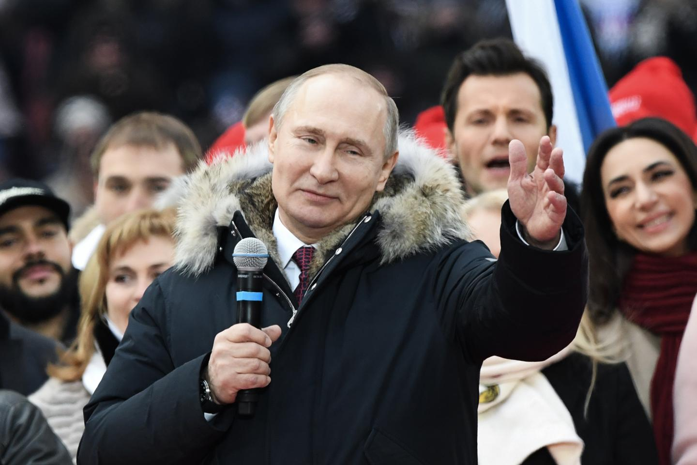 Photo by Kirill Kudryavtsev AFP/Getty