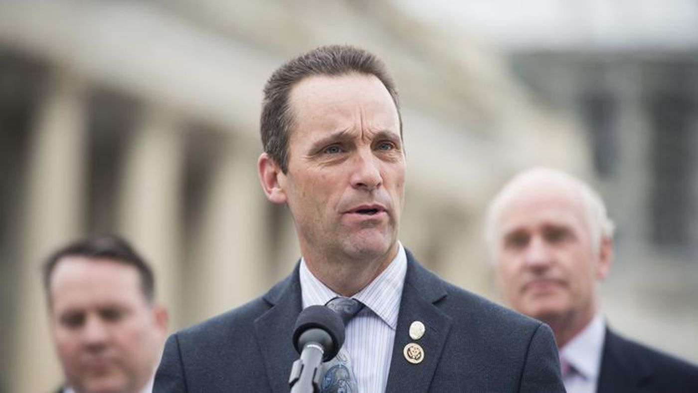 Rep. Steve Knight (CA-25) faces a difficult re-election campaign (Bill Clark/CQ Roll Call)
