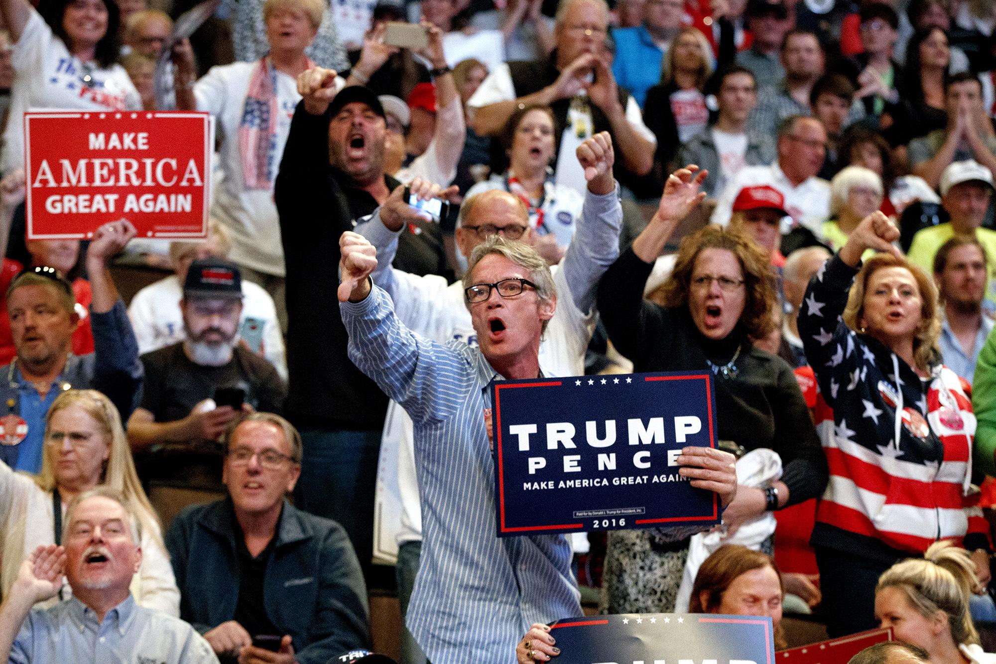 Photo by Evan Vucci/AP