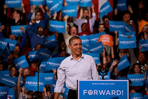 Photo by Barack Obama