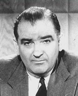 Photo of Joseph McCarthy