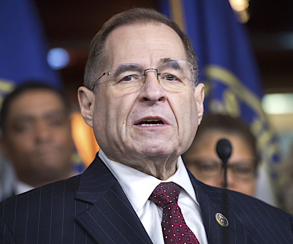 Rep. Nadler (Tom Williams/AP)
