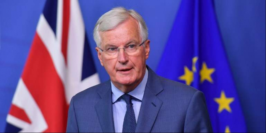 Photo of Michel Barnier (AFP)