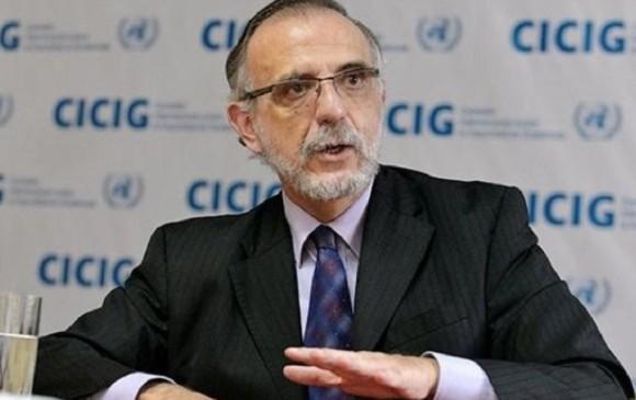 Photo of Iván Velásquez (CICIG)