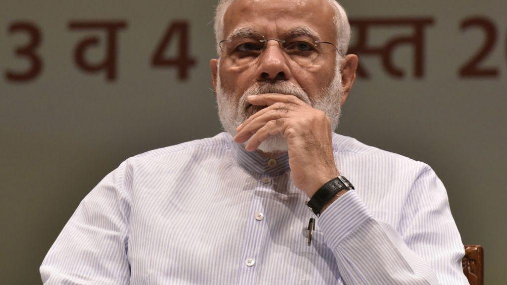 PM Narendra Modi (Time)